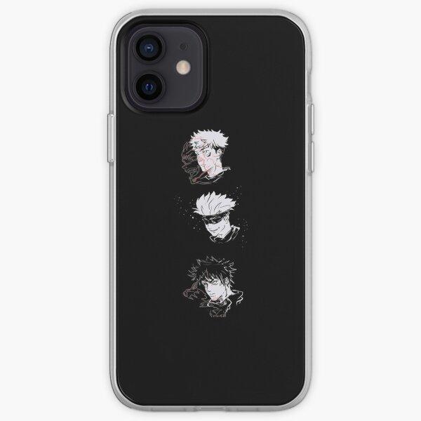 Jujutsu Trio|Jujutsu Kaisen|Sorcery fight iPhone Soft Case