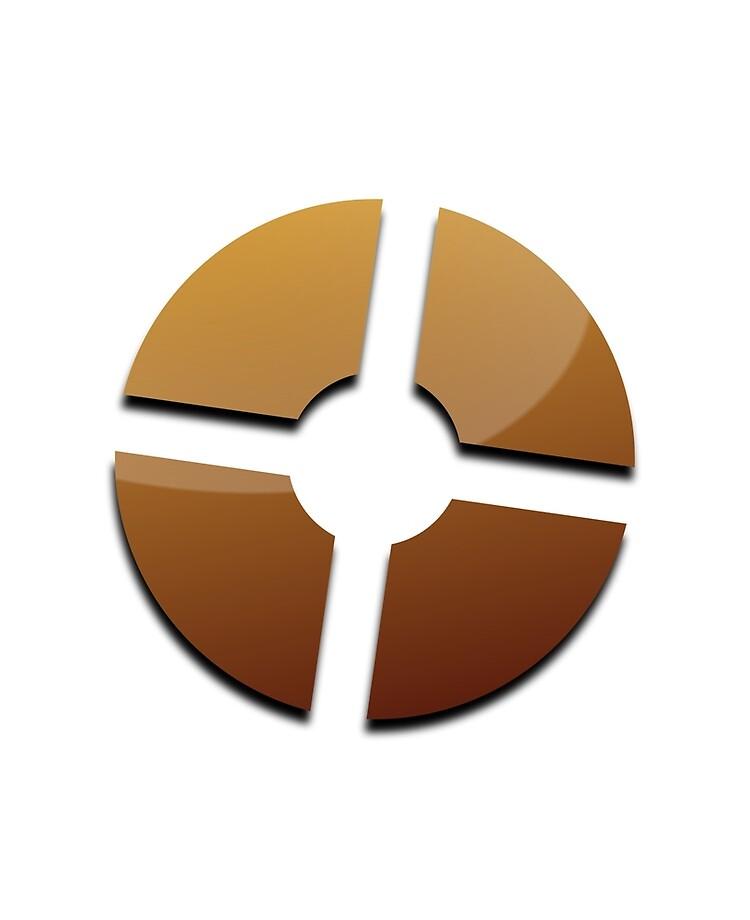 Team Fortress 2 Tf2 Logo Ipad Case Skin By Hansbald