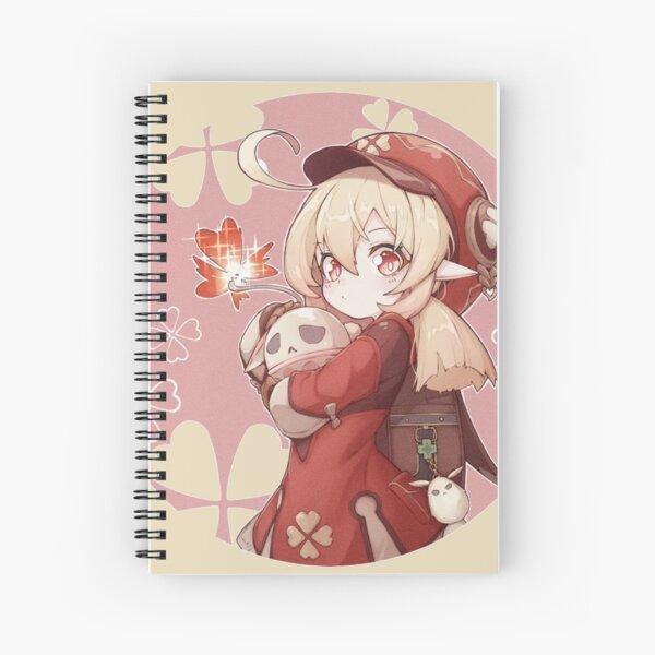Klee - Genshin Impact Spiral Notebook