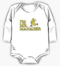 I'm Mr. Manager! Kids Clothes