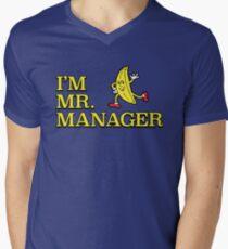 I'm Mr. Manager! Men's V-Neck T-Shirt
