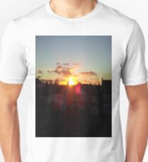 Suburb Sunset T-Shirt
