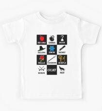 Oncer Symbols Kids Clothes