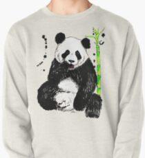 Bambus zum Mittagessen Sweatshirt