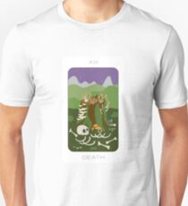 Death Slim Fit T-Shirt