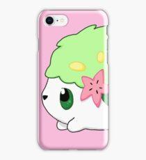 Cute Shaymin Land Form Pokemon iPhone Case/Skin