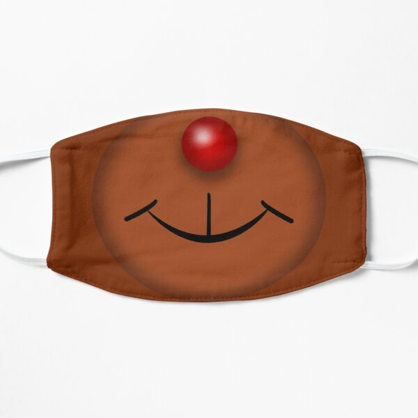 Rudolph the Red Nosed Reindeer Mask