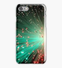 Optical Fibers iPhone Case/Skin