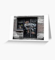 Urban Greeting Card