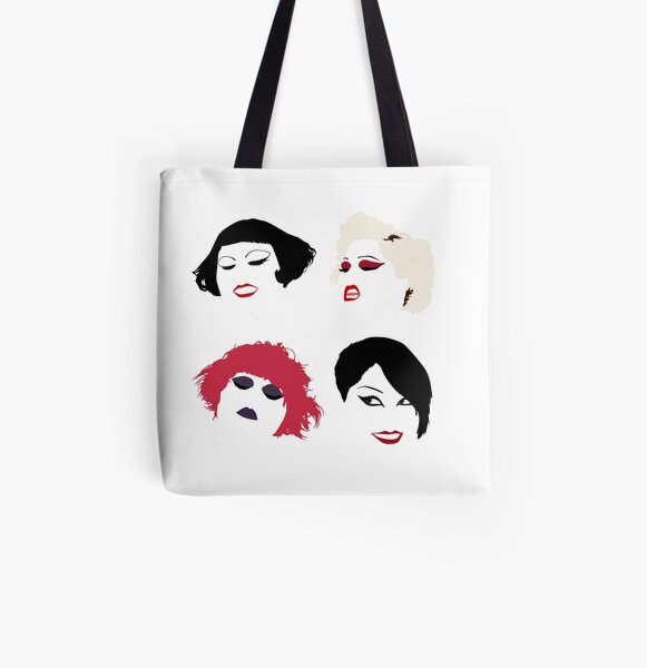 Beth Ditto - Stylised Portraits All Over Print Tote Bag