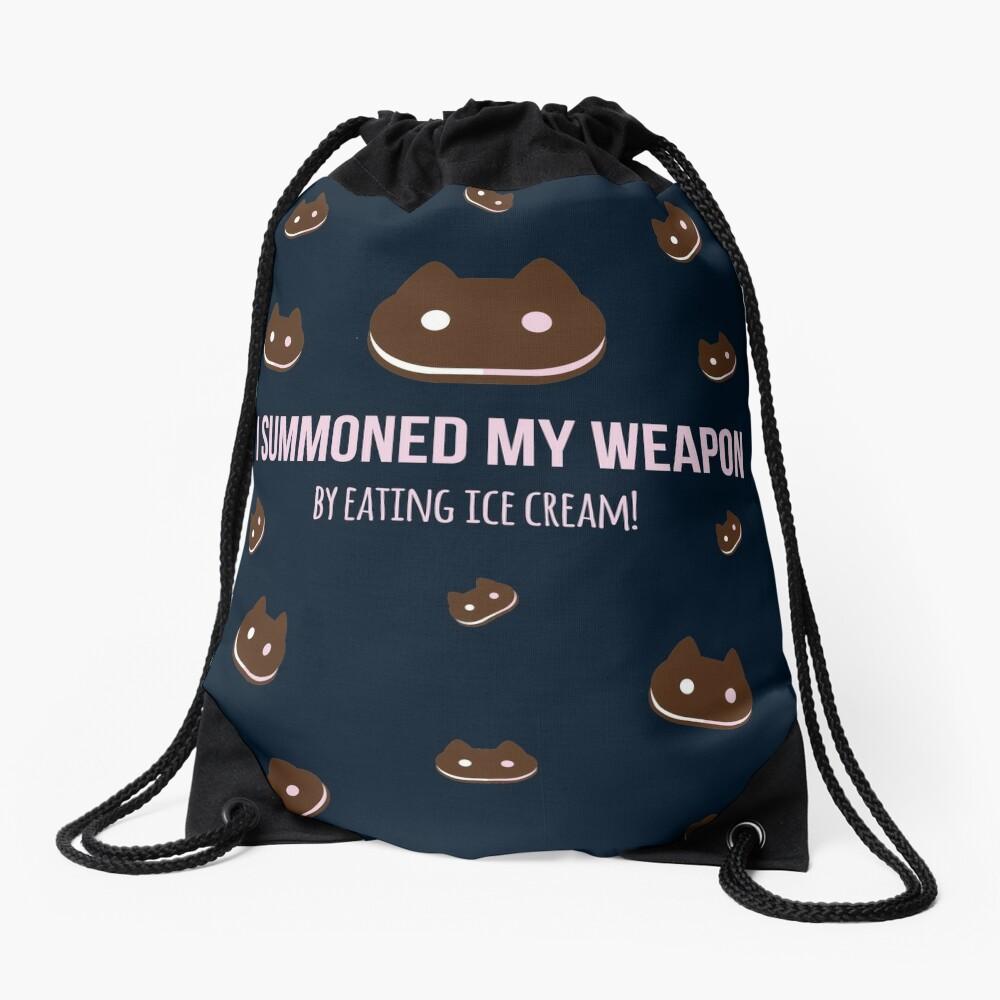 Steven Universe Cookiecat Drawstring Bag