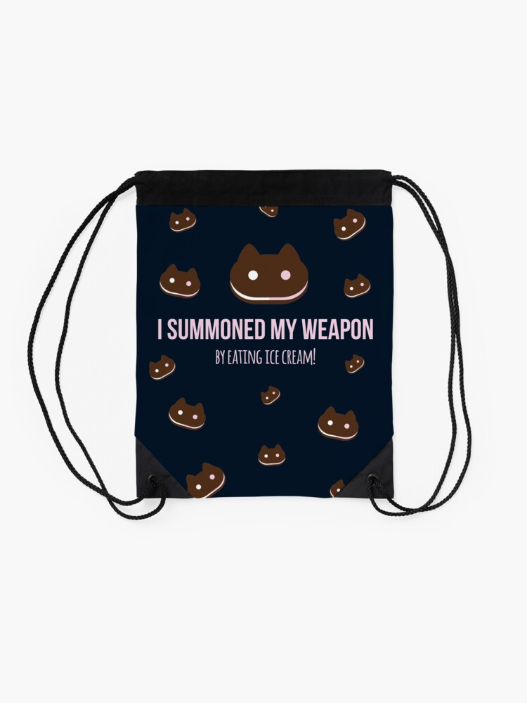 Alternate view of Steven Universe Cookiecat Drawstring Bag