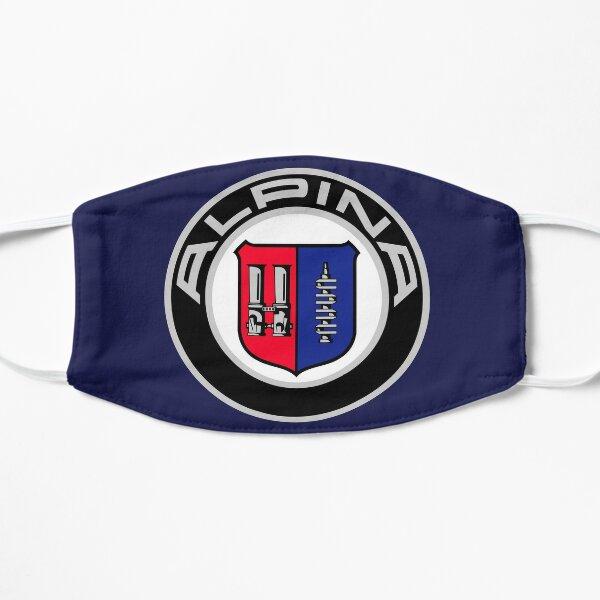 Alpina - Logos de autos clásicos Mascarilla plana