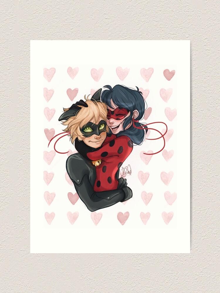 Alternate view of Ladybug Art Print