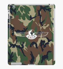UNIT LOGO - CAMO iPad Case/Skin