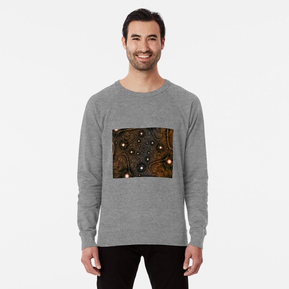 Shades of Brown Lightweight Sweatshirt