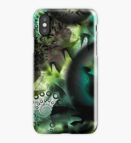 Galaxy Quest Space Art iPhone Case