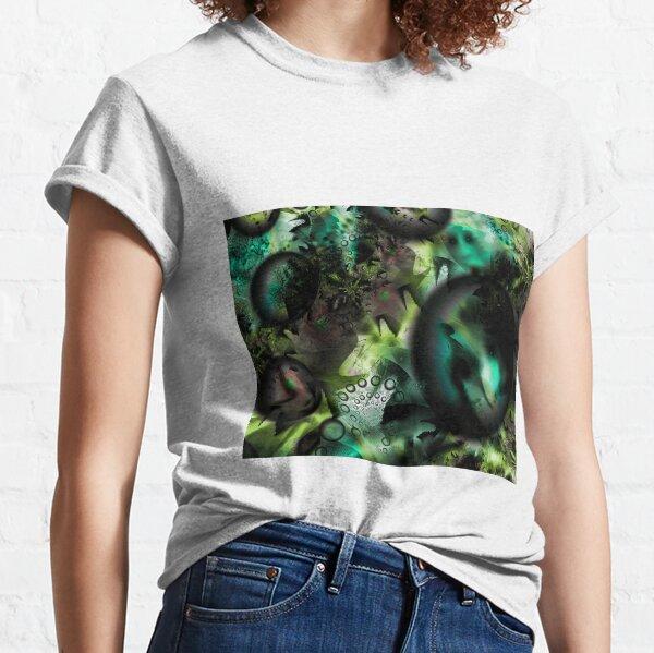 Galaxy Quest Space Art Classic T-Shirt