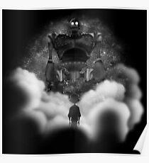 Giant Through th Poster