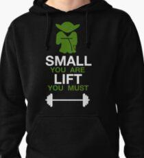 Yoda Workout Shirt Pullover Hoodie