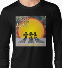 Space Cowboys Under The Sea Of Japan Long Sleeve T-Shirt