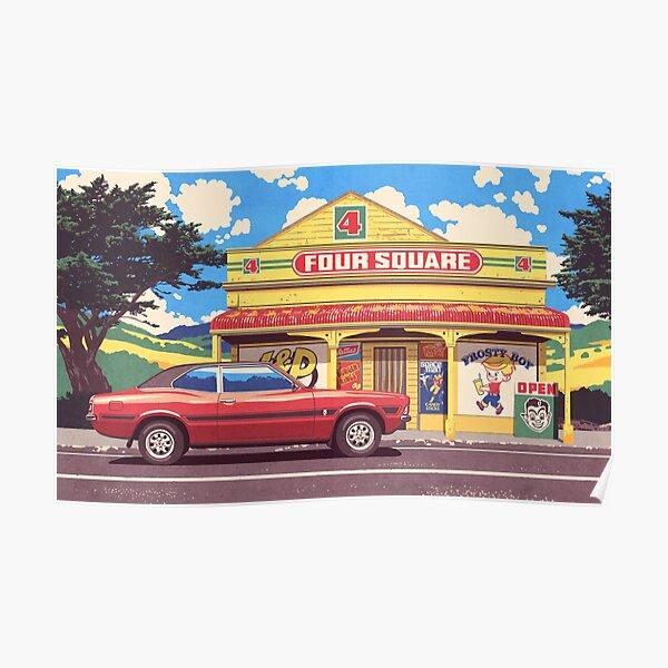 Shop, Bro Poster