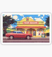 Shop, Bro Sticker