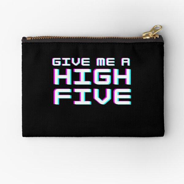 gimme a hand zipper pouch