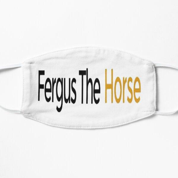 Fergus The Horse Flat Mask