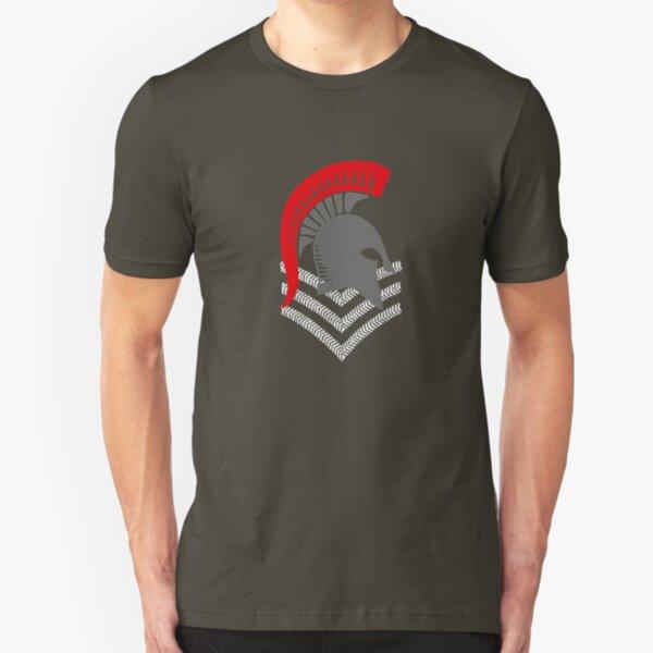 Sgt Spartan Slim Fit T-Shirt
