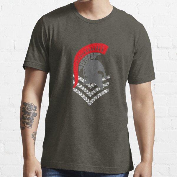 Sgt Spartan Essential T-Shirt