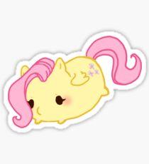 Jellybean MLP- Fluttershy Sticker