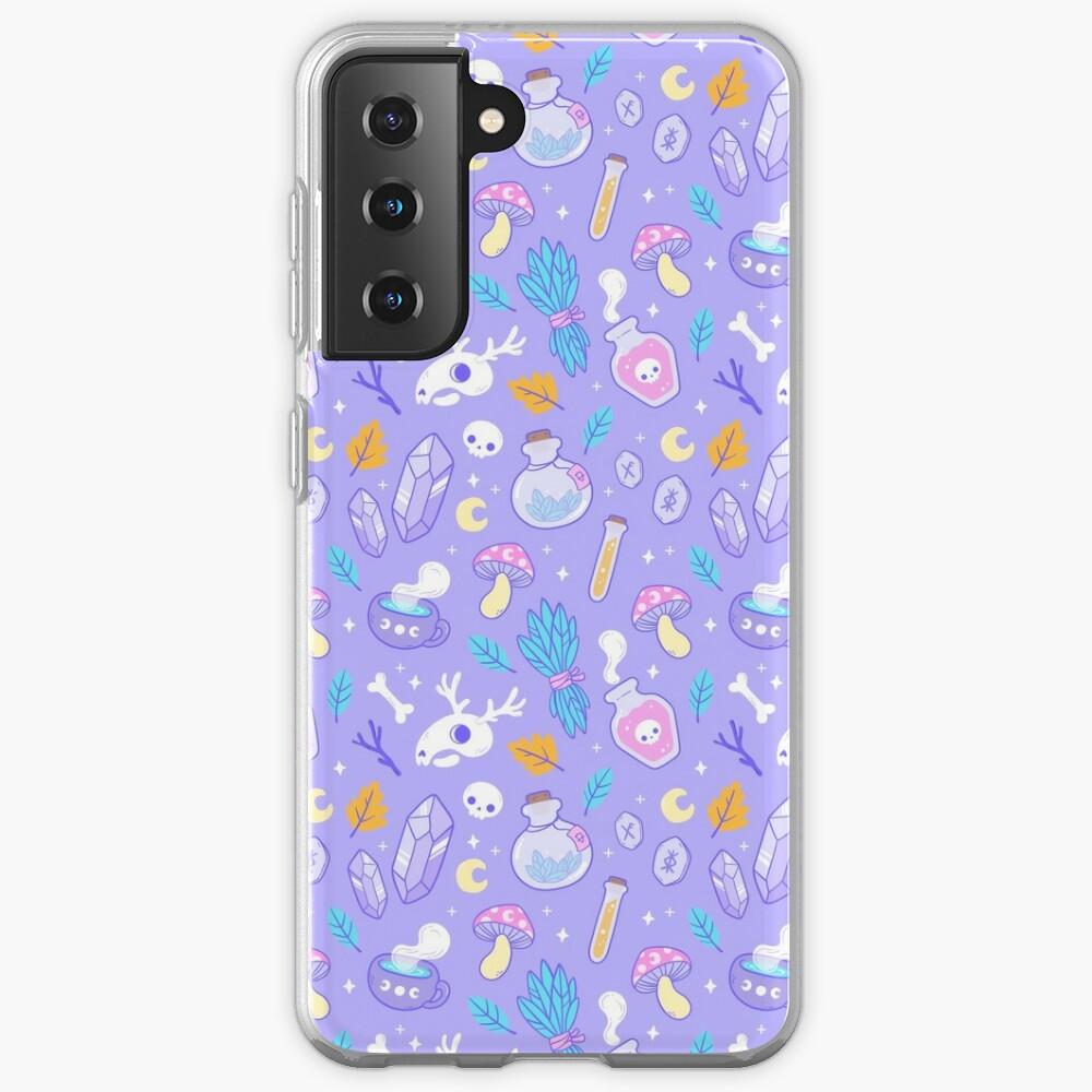 Witchy Ingredients // Pastel | Nikury Samsung Galaxy Phone Case
