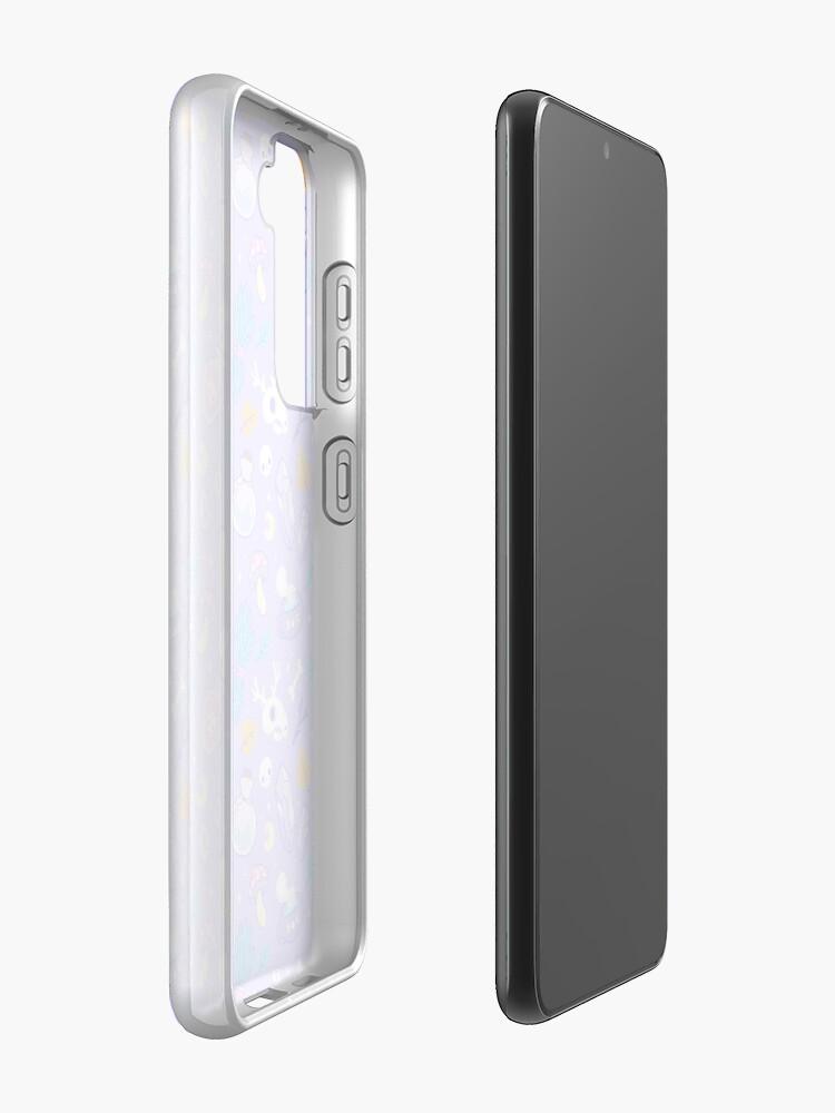 Alternate view of Witchy Ingredients // Pastel | Nikury Samsung Galaxy Phone Case