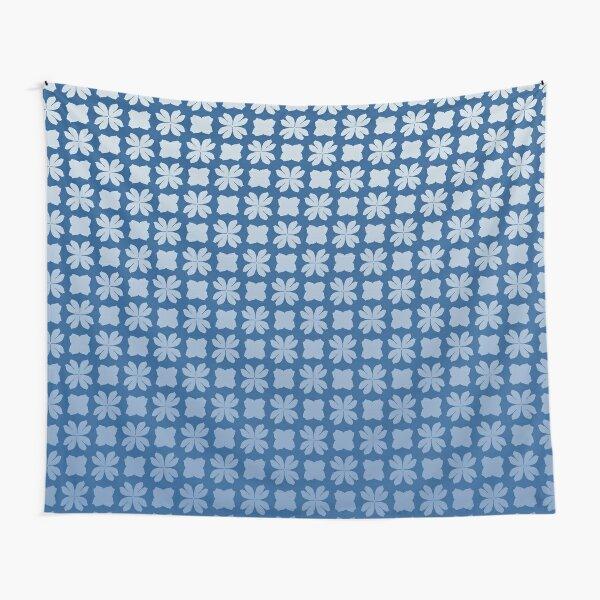 Ship pattern Tapestry