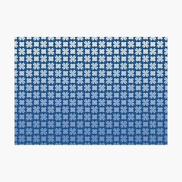 Ship pattern Photographic Print