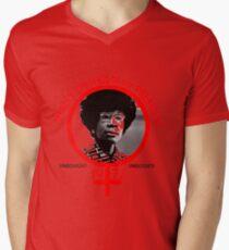 Shirley Chisholm For President Men's V-Neck T-Shirt
