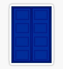 River Song's Journal: Doctor Who Sticker