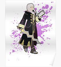 Robin (Female Alt) - Super Smash Bros Poster