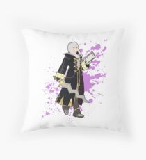 Robin (Female Alt) - Super Smash Bros Throw Pillow