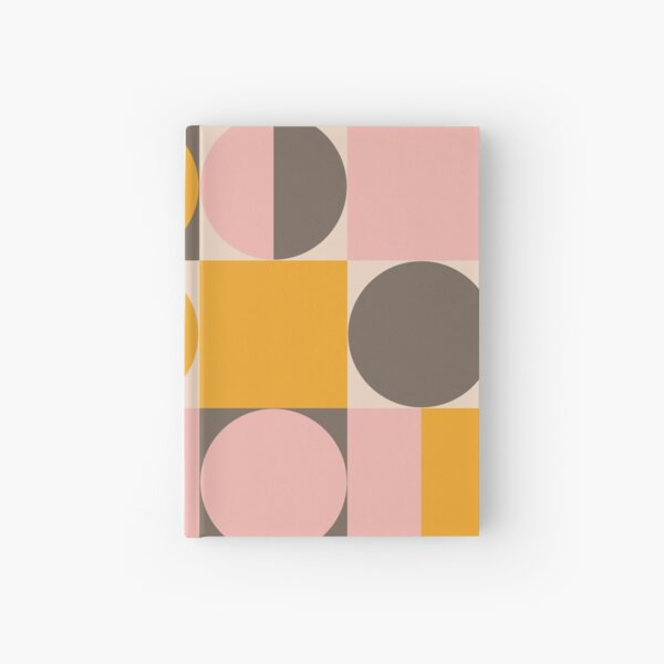 Half and Whole Hardcover Journal