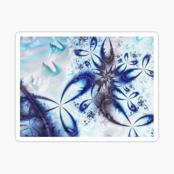 Ice Spiral  Sticker