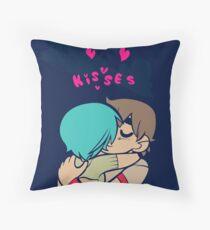 Scott & Ramona Throw Pillow