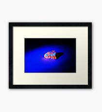 Lightsaber Crystal (STARWARS) Framed Print