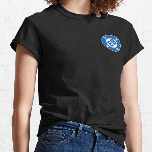 Earth9 Bullet Blue Classic T-Shirt