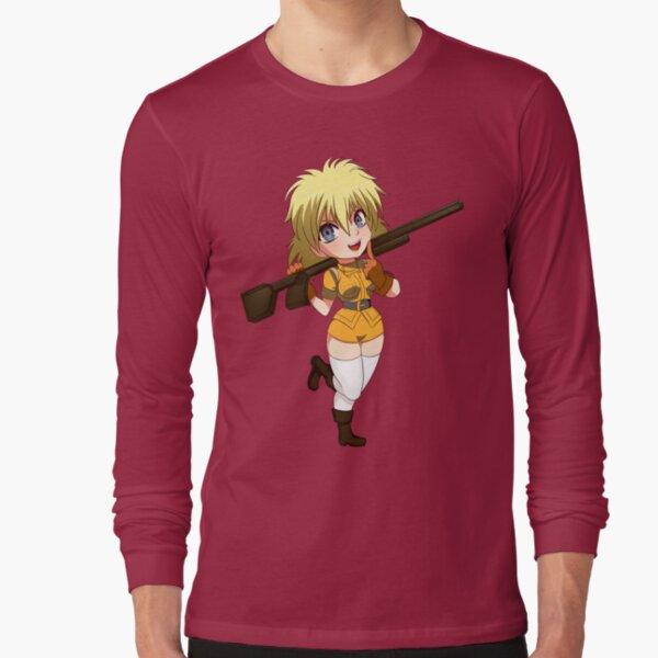 Hellsing - Seras Victoria Camiseta de manga larga