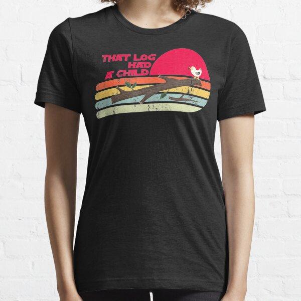 Seagulls That Log Had A Child Dank Meme Stop It Now Dad Joke Essential T-Shirt
