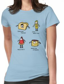 Bakery Street & Shortcake Yard Womens Fitted T-Shirt