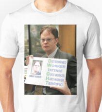 Dwight Schrute Hard Worker T-Shirt