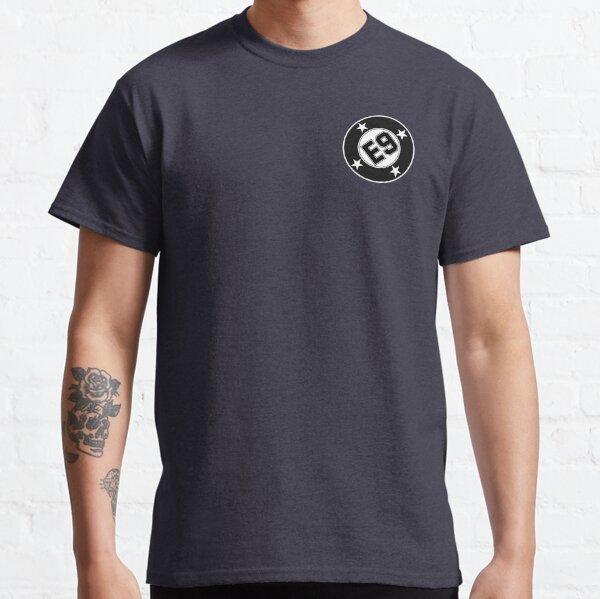 Earth9 Bullet Black Classic T-Shirt
